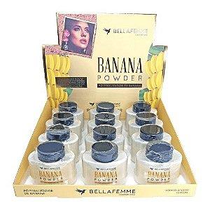 Pó Finalizador de Banana Power Bella Femme BF10090 – Box c/ 12 unid