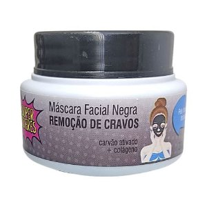 Máscara Facial Remoção de Cravos Super Poderes NRCSP01