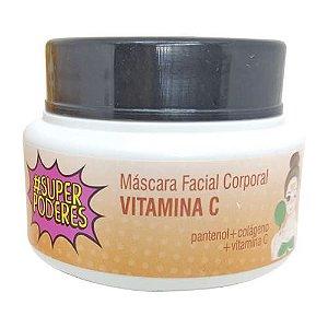 Máscara Facial Vitamina C Super Poderes VMCSP01