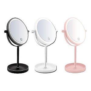 Espelho com Luz de Led Interponte HJ64524