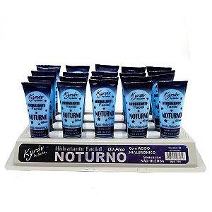 Hidratante Facial Noturno Oil Free Kyrav 791 – Box c/ 20 unid