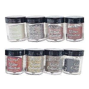 Glitter em Pó Collection Belle Angel T024 – Kit c/ 08 unid