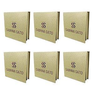 Kit de Cílios Postiços 5D-F026 Sabrina Sato SS-1298 – Kit c/ 06 unid