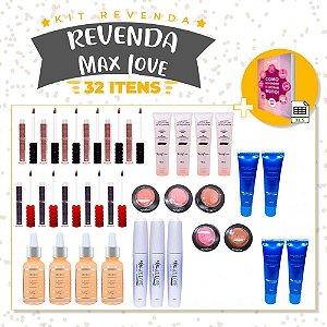 Kit Revenda Max Love - 32 Itens