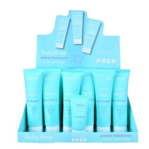 Skin Prep Primer Hidratante Ruby Rose HB-8117 – Box c/ 24 unid