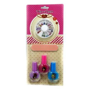 Kit Manicure Infantil Disco Teen HB94737