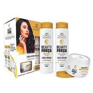 Kit Capilar Beauty Força Phállebeauty PH0108