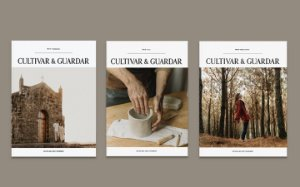 COMBO 3 Revistas • VOL. 00, 01 e 02 (13% OFF = Ganhe a Edição Amostra)