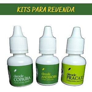 Kits Revenda - 60, 80, 100, 150 ou 200 frascos de sua escolha