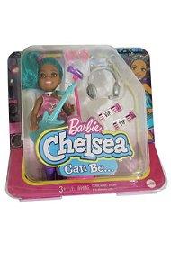 Boneca Barbie Mundo De Chelsea Profissões SORTIDAS Mattel