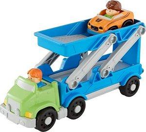 Caminhão Cegonha Fisher-Price Little People DRL43