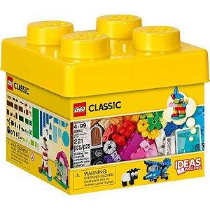Lego Classic Caixa Pequena De Peças Criativas 221 Peças