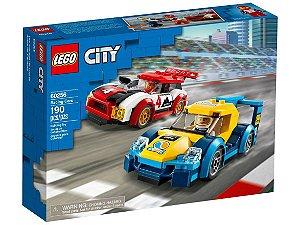 Lego City Carros de Corrida 190 Peças 60256