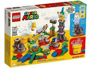 Lego Super Mario Domine sua Aventura 366 Peças 71380