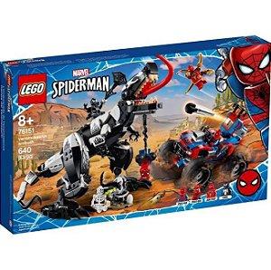 Lego Super Heroes Marvel Emboscada A Venomosaurus 640 Peças