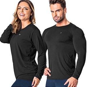 Camiseta Fator de Proteção Confort UV50+ Poker Poliamida