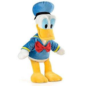 Pelúcia Pato Donald Disney com Som 35 cm Multikids