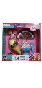 Creative Fun Sweet Chocolate Multikids Br1232