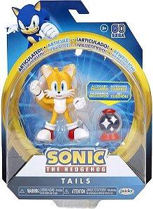 Boneco SORTIDO Action Figures Sonic The Hedgehog Sega 10cm