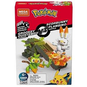 Blocos de Montar Mega Construx Batalha Pokémon SORTIDO