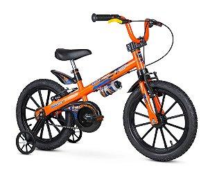 Bicicleta Infantil C/ Rodinha Garrafa Aro 16 Extreme Nathor