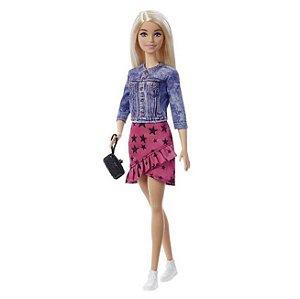 Boneca Barbie Big City Big Dreams Malibu GXT03 Mattel