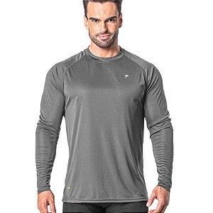 Camiseta Manga Longa Fator de Proteção II UV50+ Masculina