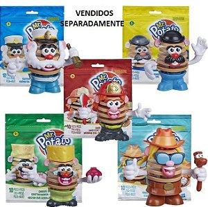 Boneco Mr Potato Head Chips Montável SORTIDO Hasbro E7341