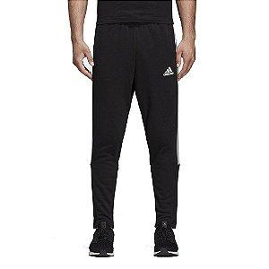 Calça Masculina Preta Adidas Must Haves 3 Stripes Tiro