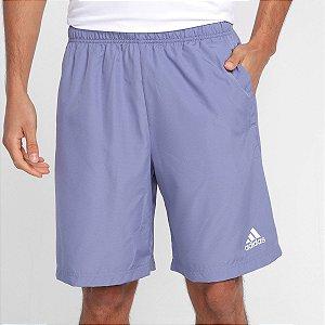 Short Adidas Plain Masculino P ao GG