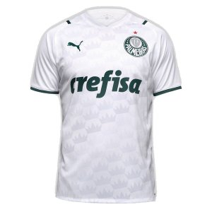 Camisa Palmeiras II 21/22 sn° Torcedor Puma Masculina Branco