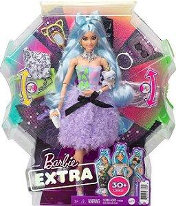 Barbie Extra Deluxe Mix & Match Articulada 30+ Looks Mattel