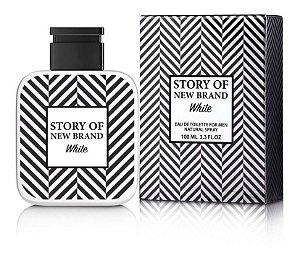 Story Of White New Brand Masculino Eau De Toilette 100ml