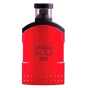 Perfume Golf Red New Brand  Masculino Eau de Toilette 100ml