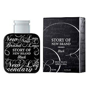 Perfume Story Of New Brand Masculino Eau de Toilette 100ml