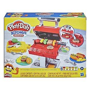 Conjunto Play-Doh Dia De Churrasco - Hasbro