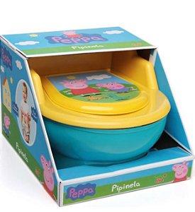 Troninho Penico Pipinela Peppa Pig P/ Bebês - Elka