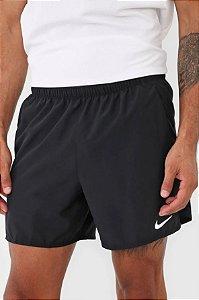 Shorts Bermuda Nike Df Challenger 7 2in1 Masculino Preto