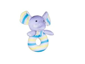Chocalho Mima Bebe Elefante - Multikids Baby - Br1253