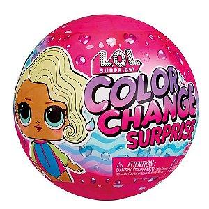 Lol Surprise (surpresa) Color Change Dolls