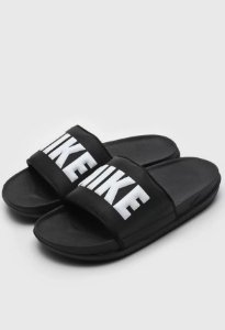 Chinelo Nike Offcourt Masculino Preto