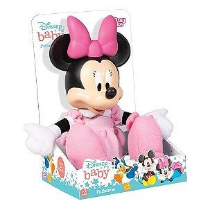Boneca Minnie disney Baby Fofinho 1974