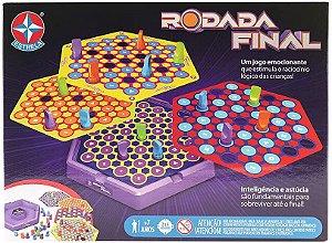 Jogo Brinquedo Rodada Final Estrela