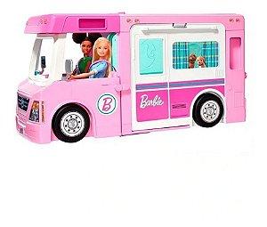 Barbie Trailer Dos Sonhos 3 Em 1 - Mattel