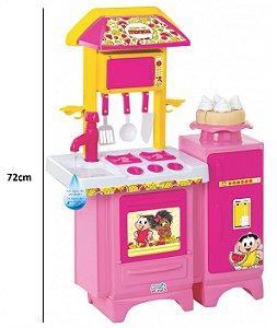 Cozinha Infantil Completa Turma da Monica 8076 Magic Toys