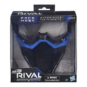 Máscara De Proteção Nerf  Rival Vermelha ou Azul Hasbro