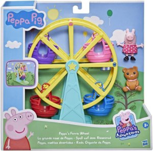 Conjunto Roda Gigante da Peppa Pig Hasbro