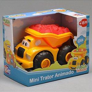 Mini trator animado modelos sortidos YES TOYS