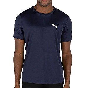 Camiseta Puma Active Small Logo Masculina