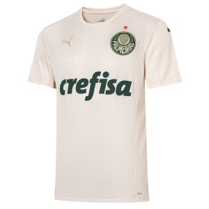 Camisa Palmeiras III 21/22 sn° Torcedor Puma Masc Off White